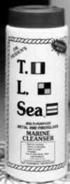 T.L. Sea Marine Cleaner, 20 Oz - H & M