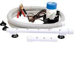 Seachoice  600 GPH Livewell Aerator Pump;  Di …