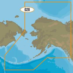 C-MAP MAX-N+ NA-Y028 - Alaska