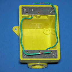 "FD Box, Two 3/4"" K.O. Holes - Marinc …"