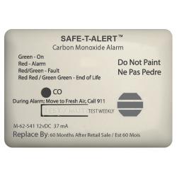 Safe-T-Alert 62 Series Carbon Monoxide Alarm  …