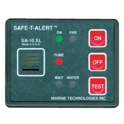 Safe-T-Alert Gas Vapor Alarm, Fume, Fire &amp …
