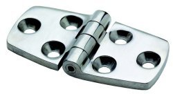 "Cast Stainless Steel Boat Door Hinge 3""  …"