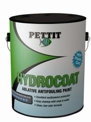 Hydrocoat, Black, Gallon - Pettit Paint