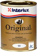 Interlux Original Varnish, Quart