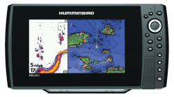 Humminbird - GPS Combo - HELIX 9 SONAR GPS