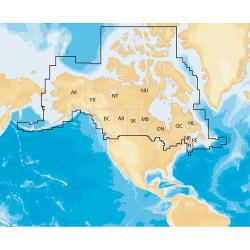 Navionics Navionics+ Regions - Canada - Prelo …