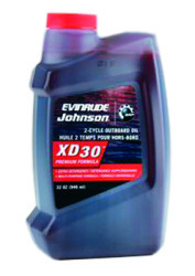 Evinrude/ Johnson XD30 Outboard Engine Oil -  …