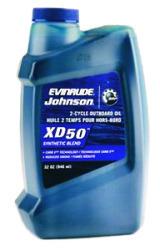 Evinrude/ Johnson XD50 Outboard Engine Oil -  …