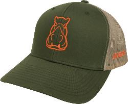iBoats Snapback Hat - Moss