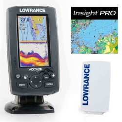 Lowrance Hook 4 Lake Insight