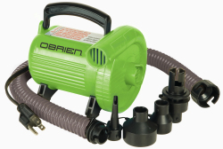 O'Brien 12V Rechargeable Inflator-PSI .61 …