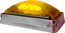 LED Boat Clearance Light, Amber - Seasense