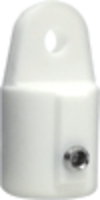 "7/8"" Outside Eye End, White - Seasense"