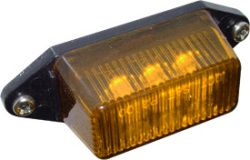 LED Clearance Boat Light, Amber - Seasense