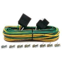 Boat Trailer Wire Harness, 25' - Seasense