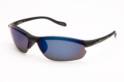 Native Dash XP Asphalt/Blue Reflex Sunglasses