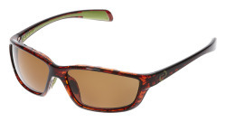 Native Kodiak Maple Tort/Brown Sunglasses
