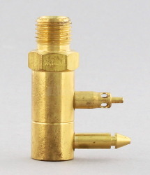 "1/4"" NPT Brass Male Fuel Tank Connector  …"
