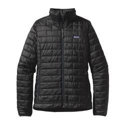 Patagonia Women's Nano Puff jacket Black- …