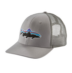 Patagonia Fitz Roy Trout Trucker Hat Drifter  …