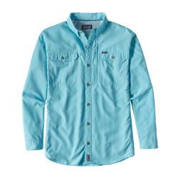 Patagonia Men's L/S Sol Patrol II Shirt C …