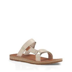 Teva Women's Universal Slide Leather Sand …