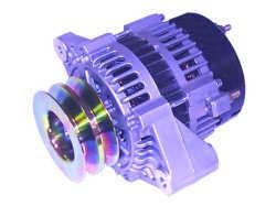 Alternator-70A Spool Mnt 2 Grv - 18-6299 - Si …