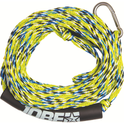 Jobe 211917018 1-Section Tow Rope - 2 Person  …