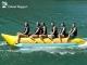 Island Hopper Banana Boat Tube/Towable; 6-Per …