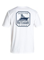 Quiksilver Waterman Men's Sea Worthy Tee