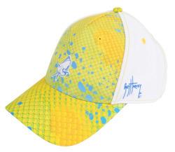 Guy Harvey Men's Mahatto Trucker Hat
