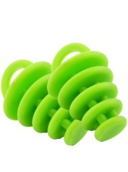 Seattle Sports Scupper Plugs/Pair Glow