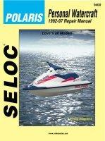 Polaris Jet Ski PWC 1992-1997 Repair Manual A …