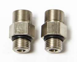 "Connector Fitting, 3/8"" Tube, 1/4""N …"