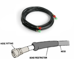 SeaStar Solutions 22' Outboard Hose