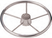 Stainless Steel Destroyer Type Steering Wheel …