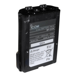 Icom BP-245 Li-Ion Battery Pack for M72