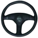 Antigua Soft Touch Boat Steering Wheel, Black …