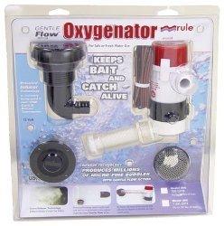Gentle-Flow Marine Oxygenator Kit, 700 Gph -  …