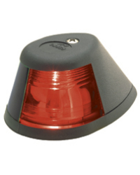 Horz Mt Side Lights - Blk - Perko