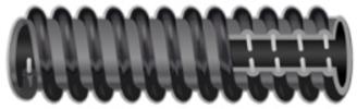 1 1/8 X 50 Vinyl W/Gray Helix - Shields