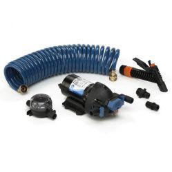 Washdown Pump Kit, 4 GPM, 12V - ITT Jabsco