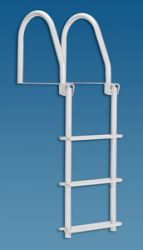 Dock Ladder, 7 Step, Slide Up - Dock Edge