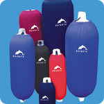 Boat Fender Cover, Polyester, Royal Blue, 5.5 …