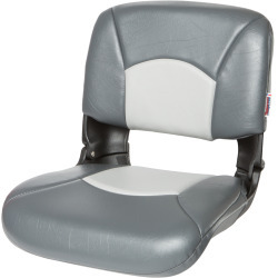 All-Weather High-Back Folding Boat Seat with  …