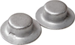 "Zinc Plated 5/8"" Pal Nuts, 4-Pack - Seas …"