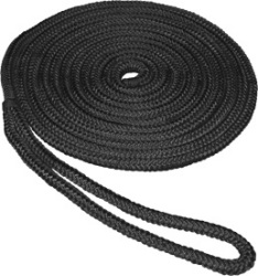 "3/8""x15'  Double Braid Nylon Dock Li …"