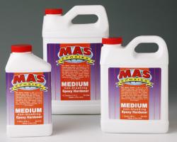 Medium Epoxy Hardener, Half-Gallon - Mas Epox …