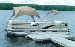 Pontoon Gazebo - Taylor Made